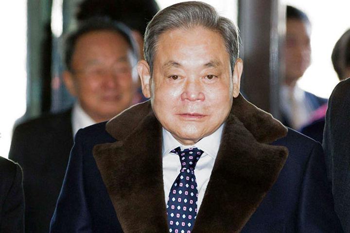 Samsung Heirs owe billions