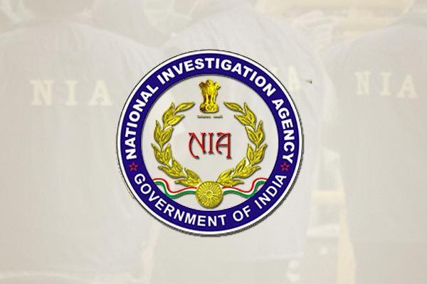 NIA crackdown against terror funding