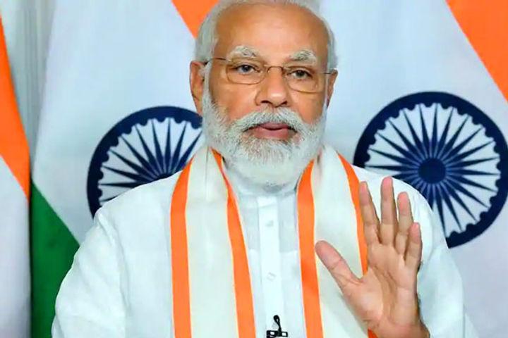 PM Narendra Modi Will Pay Homage To Late Keshubhai Patel In Gandhinagar On Friday