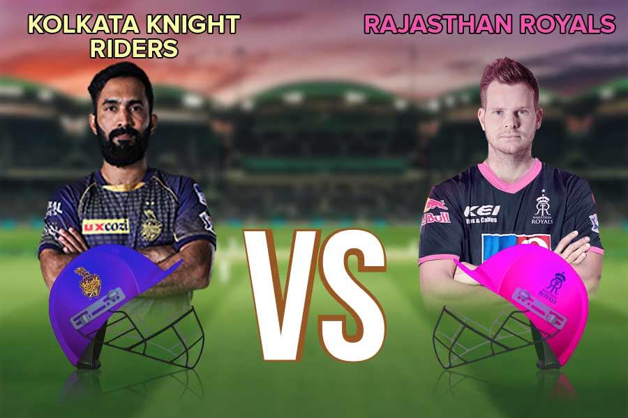 Kolkata Knight Riders Defeated Rajasthan Royals