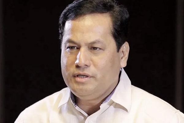 Sarbananda Sonowal writes to Amit Shah