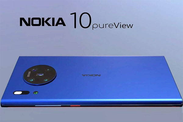 Nokia 10 Pureview May Launch With Snapdragon 875 And Sapphire Glass Display