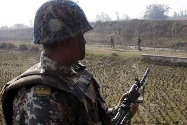 BSF in Mizoram