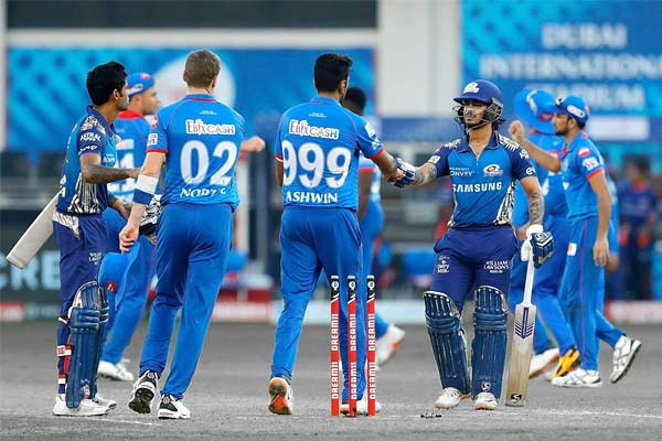 Today is the final match between Delhi capitals and Mumbai Indians of IPL season 13