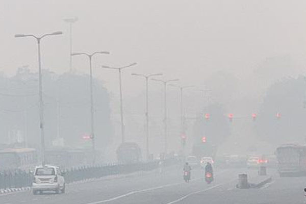 Impact of Pollution on Covid