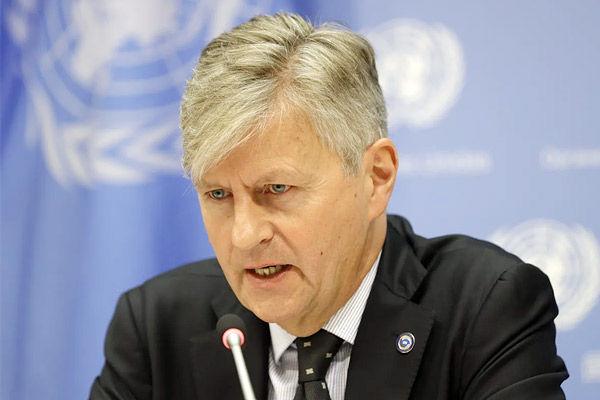 UN peacekeeping chief tests coronavirus positive