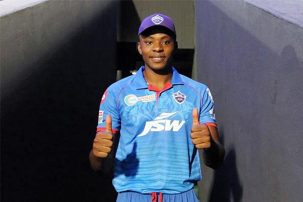 Kagiso Rabada win Purple Cap