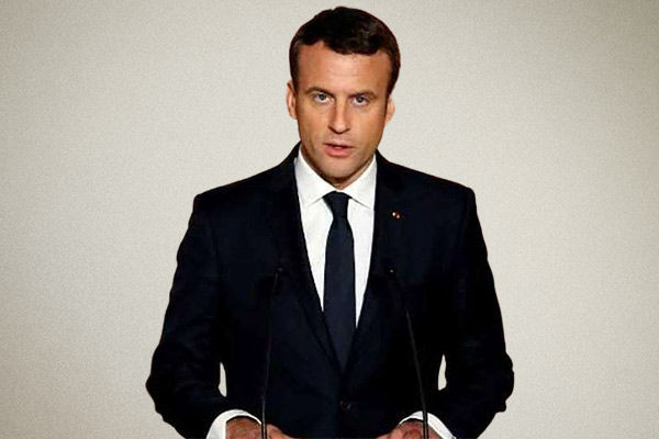 Macron slams reports calling France Islamophobic