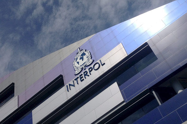 Interpol warning on Covid contaminated letter