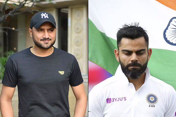 Harbhajan Singh said The time is very near where Virat Kohli will be lifting the World Cup