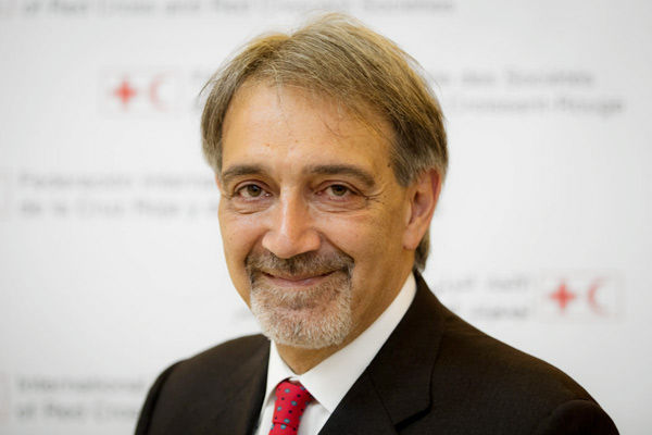 Red Cross chief on Covid vaccine fake news