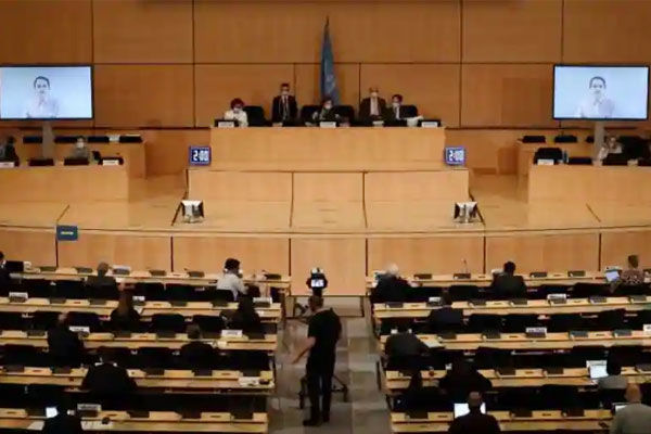 Embarrassment for Pakistan at UN