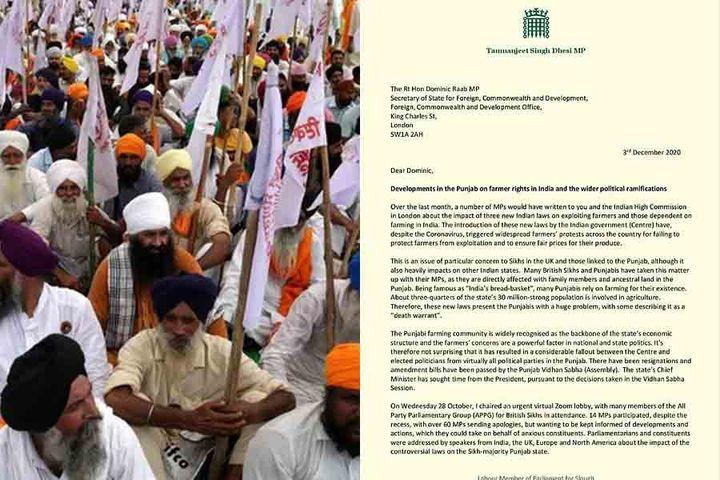 British MPs write to UK Foreign Secretary