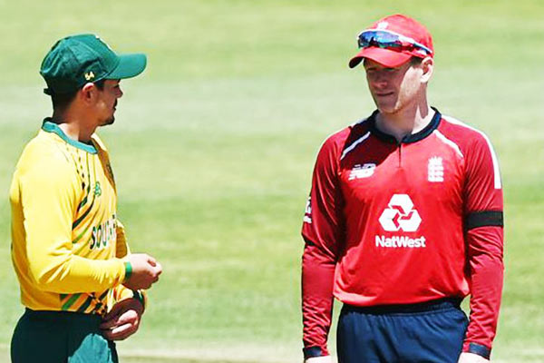 Cricketers Corona Positive