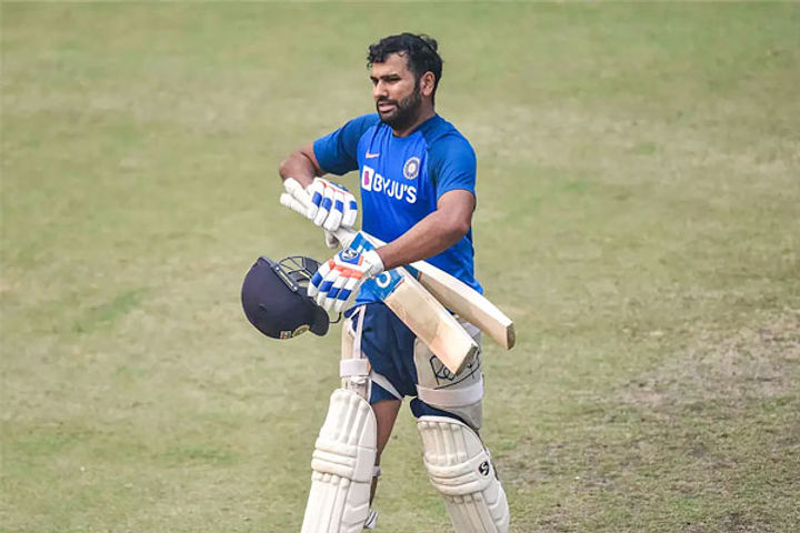 Good news for Indian team, Rohit Sharma declared fit