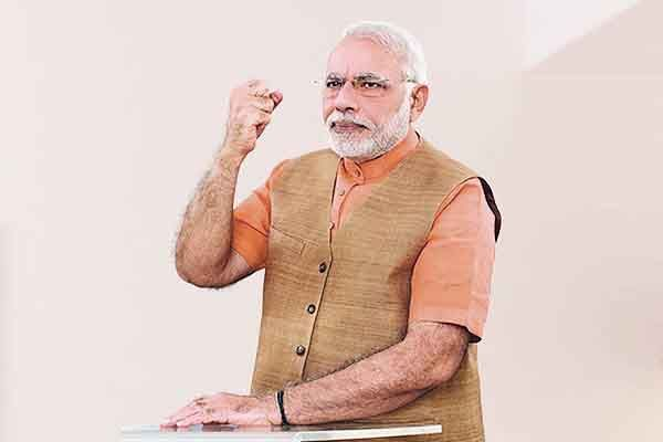 Today PM Modi will address the 93rd annual general meeting of FICCI