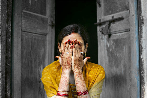 Two out of every five women in South Asia are experiencing physical or sexual violence