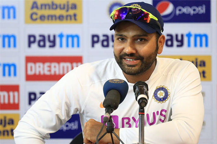 Rohit Sharma lands on Australian soil for last two Tests