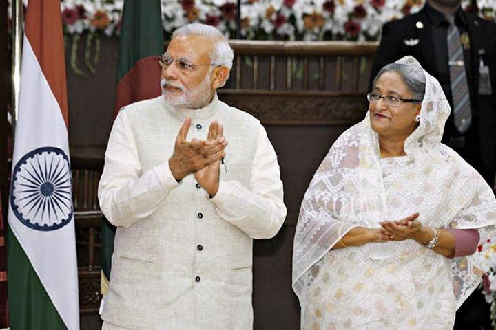 PM Modi to hold virtual summit with Bangladesh counterpart Sheikh Hasina today