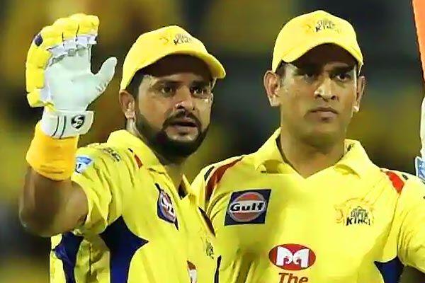 Dhoni will go straight into the IPL, Raina will play the Syed Mushtaq Ali Trophy