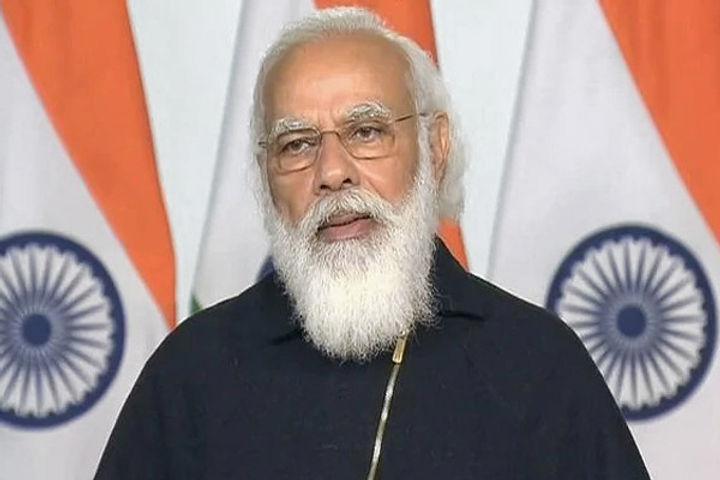 PM Narendra Modi inaugurated Indias Driverless Train in Delhi Metro