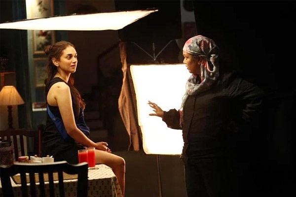 Aditi Rao Hydari Completes Her Shooting For Hey Sinamika