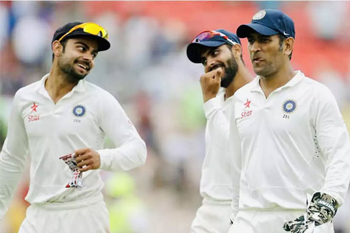 Jadeja Joins Dhoni and Kohli to Become 3rd Indian to Play 50 Games Across All Three Formats