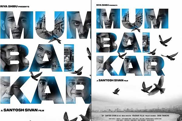 Director Santosh Sivan Upcoming Film Mumbaikar Starring Vijay Sethupati