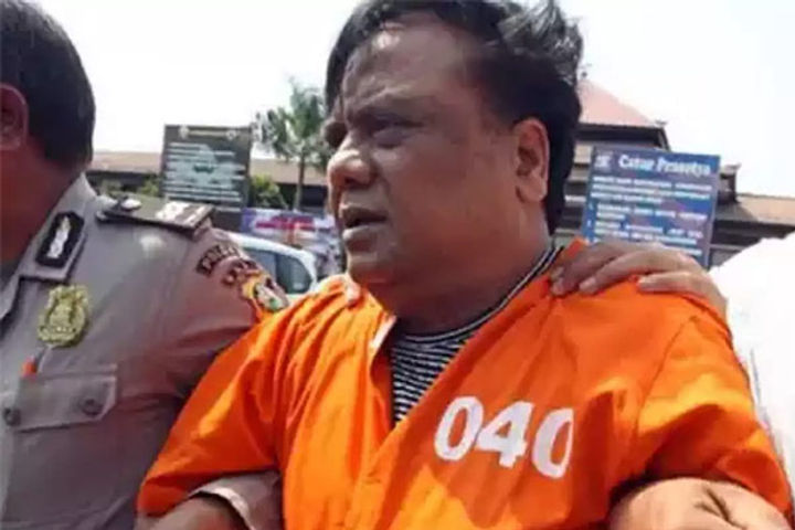 Chhota Rajan and 3 others jailed for 2 years for extortion from builder Nandu Wajekar