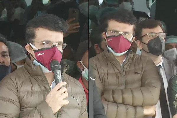 BCCI President Sourav Ganguly discharged from Woodlands Hospital in Kolkata