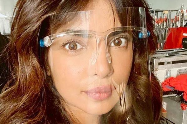 Priyanka Chopra Break UK Lockdown Rules