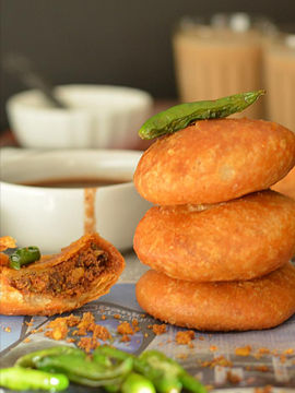 Famous Street Foods of India