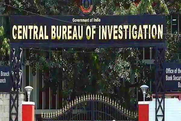 Bengaluru company booked by CBI