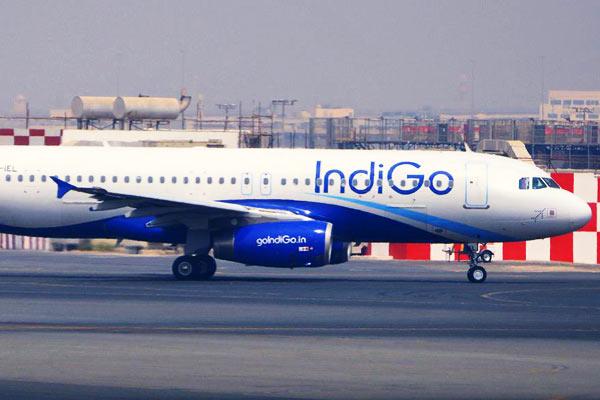 Indigo Flight Emergency Landing