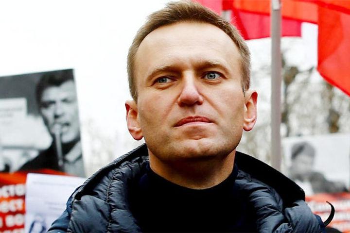 Pompeo slams Navalny's detention