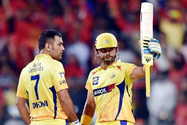 Chennai retained Raina for IPL 2021, Dhoni will captain