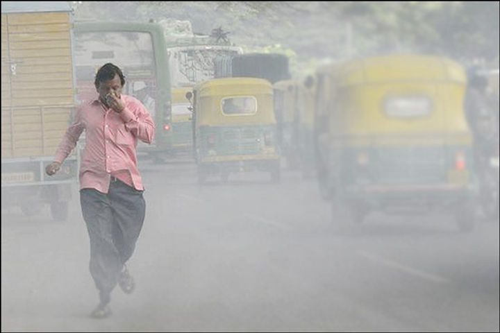 Varanasi Became The 7th Most Polluted City In The Country