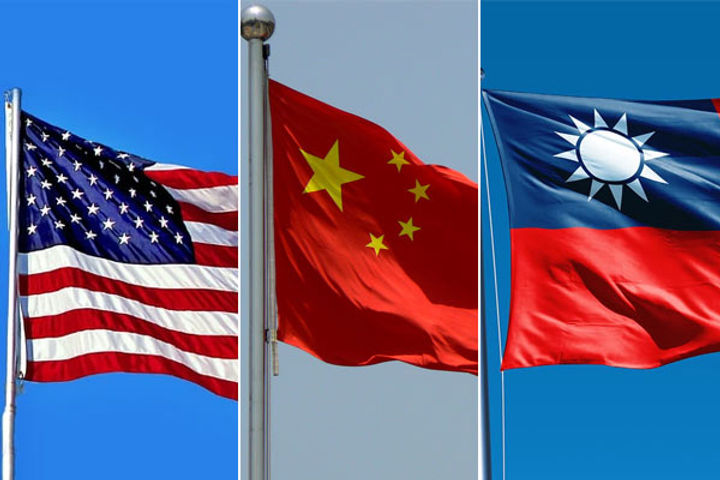US Urges China To Cease Its Military Diplomatic And Economic Pressure Against Taiwan