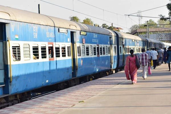 Indian Railway Starts End To End Luggage Service At Ahmedabad Railway Station