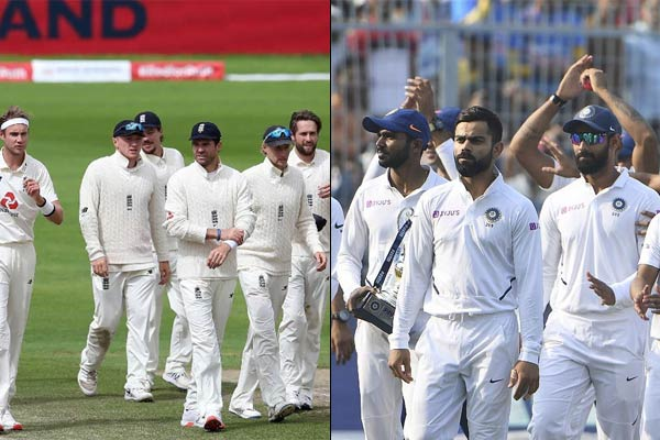 6 players from India and England reached Chennai for first test