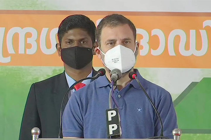 Rahul Gandhi says Modi S Governance Is A Lesson In How To Ruin One Of The World S Fastest Growing Ec