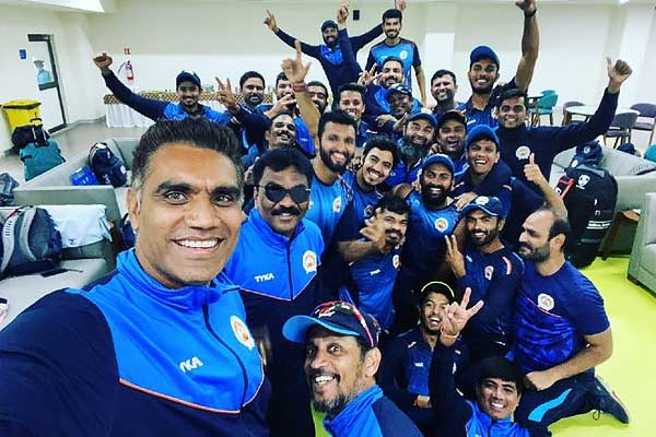 Tamil Nadu and Baroda reached the final of Syed Mushtaq Ali Trophy, tomorrow will be final
