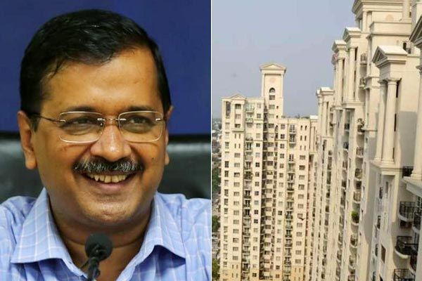 Kejriwal government said in HC- orders related to seismic buildings are being followed