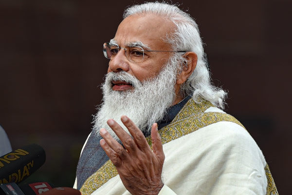 Prime Minister Modi said the proposal that the government gave to the farmers 8 days ago is still i