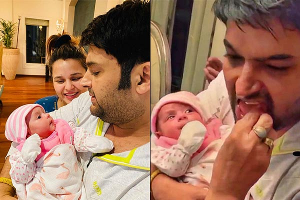 Kapil Sharma And Wife Ginni Chatrath Blessed With A Baby Boy