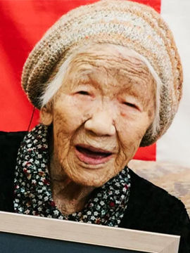 6 Oldest Living Persons On The Planet