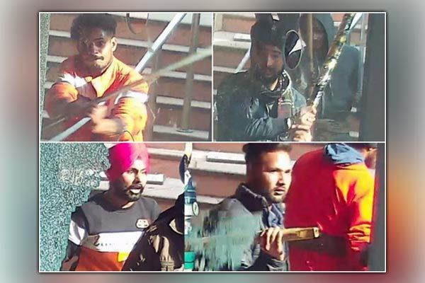 Delhi Police release pictures of rioters