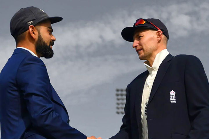 Chennai Test begins on day two, England close to 300 runs