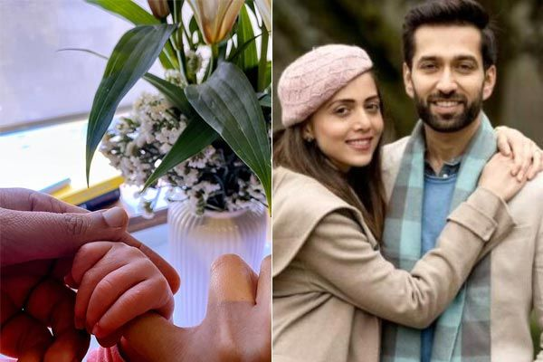 Nakuul Mehta and Jankee Parekh Blessed With a Baby Boy