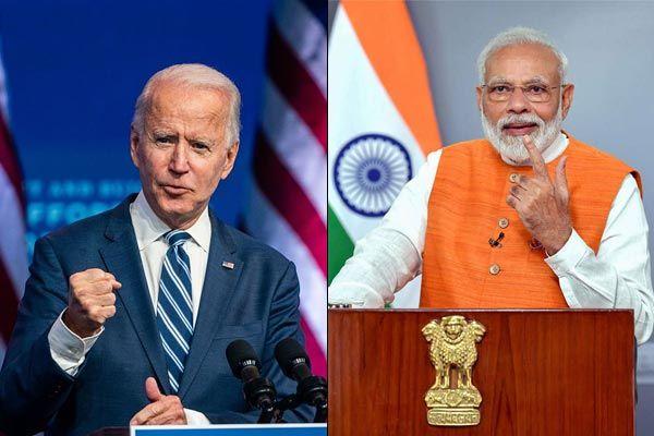 PM Narendra Modi Speaks To US President Joe Biden